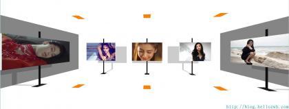 程序员给女朋友的礼物---HTML5 3D相册